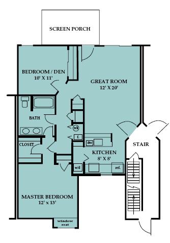 Saddle Creek Apartments Kalamazoo Apartment Rentals Apartments In Michigan